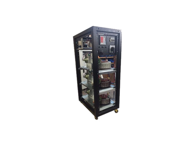 SRV 33 Serie (3-150 kVA) Full Automatic Voltage Regulators