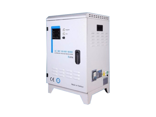 SRV SO-HO Series Full Automatic AC Servo Voltage Stabilizers