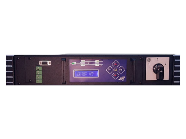 STS 3000-4000 Serisi (50-600A) Statik Transfer Anahtarları